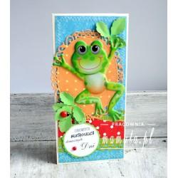 Wesoła żabka