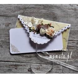 Kopertówka ślubna