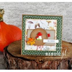 Jesienna kartka okolicznościowa