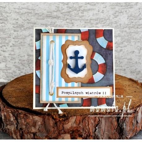 Marynistyczna kartka okolicznościowa